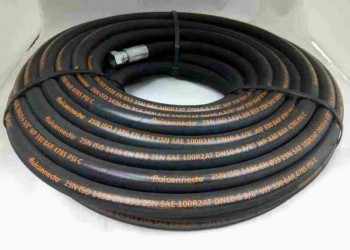 Flexible haute pression 25m 330bars Hydroclean