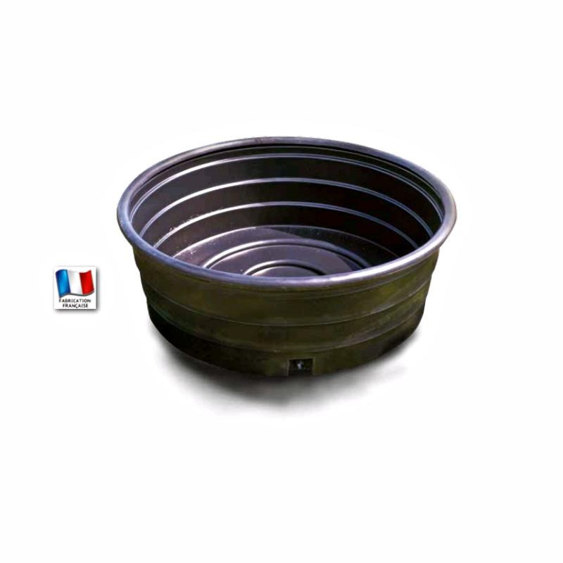 Bac de p turage rond 1400l for Bac a poisson rond