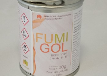 FUMIGOL FLUSH INSECTICIDE 20G